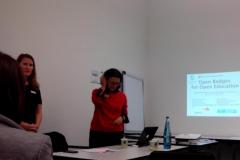 """Workshop participants """"Open Badges"""""""