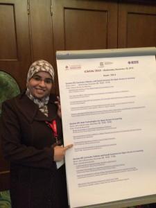 ICWOAL conference programme