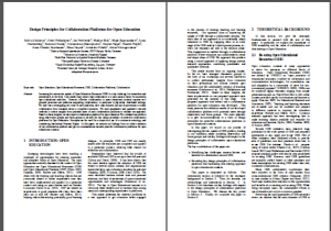 Screenshot CSEDU paper